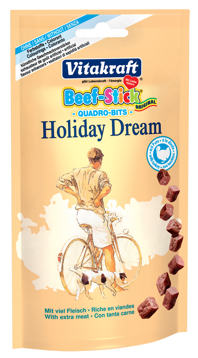 Quadro Bits Holiday Dream krůtí