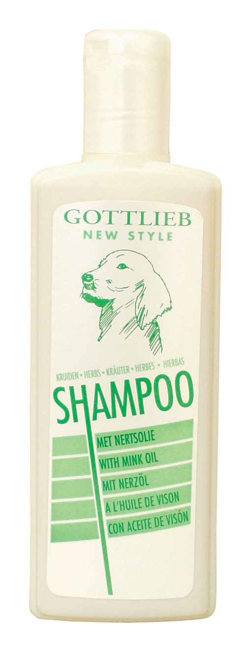 Gottlieb šampón herb 300ml