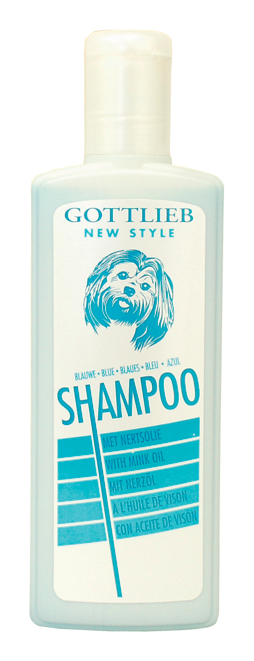 Gottlieb šampón blue 300ml