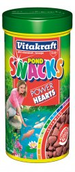 Pond Snacks Power Hearts 250 ml