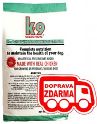 K9 Growth Large Breed 12kg + DOPRAVA ZDARMA