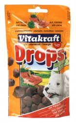 Vitakraft Meat Drops 75g
