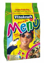 Vitakraft Menu Vital pro potkany 400g