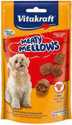Meaty Mellows hovězí 120g