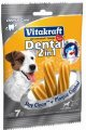 Dental stick 2 in 1 small 12ks/120g