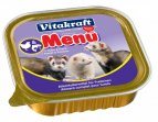 Menu for ferrets 100g