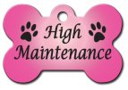 "ID zn�mka Kost ""High Maintenance"""